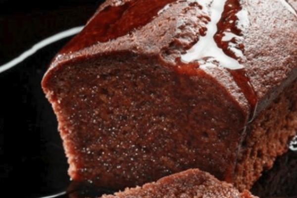 Κέικ σοκολάτας σιροπιαστό!