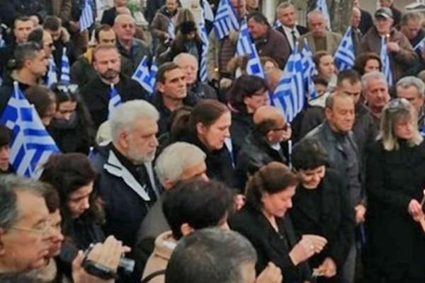 Μνημόσυνο Κατσίφα: Συνελήφθη φρουρός Έλληνα βουλευτή