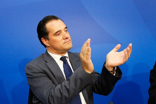 Άδωνις Γεωργιάδης: «Είμαστε οι πιο καθαροί πολιτικοί του πλανήτη»