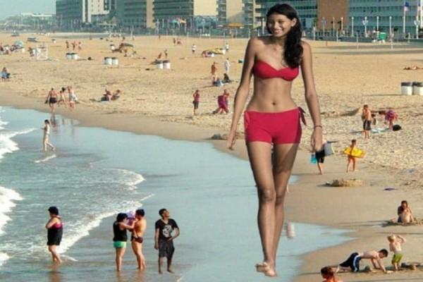Όντως τώρα; Δείτε τη ψηλότερη γυναίκα του κόσμου που η ζωή της όμως ήταν σύντομη!