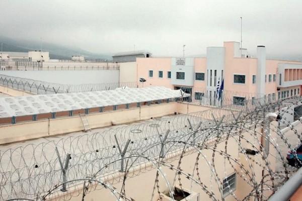 Συναγερμός στις φυλακές Δομοκού!