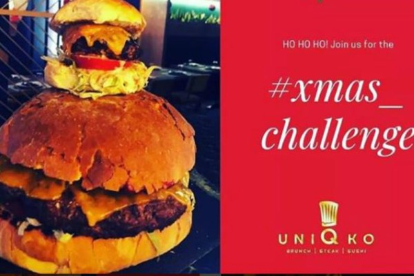 Οι Δευτέρες στο #Uniqko αποκτούν χαρακτήρα #Xmas_Challenge!