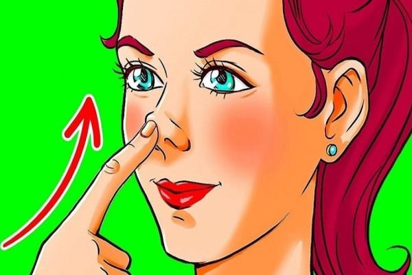 Τι θα συμβεί αν πιέσεις τη μύτη σου για 10 δευτερόλεπτα; (video)