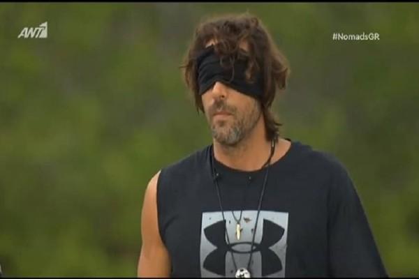 Nomads 2: Εριστικός ο Γιάννης Σπαλιάρας!