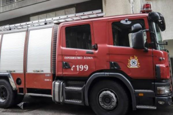 Θεσσαλονίκη: Φωτιά σε διαμέρισμα στην Καλαμαριά!