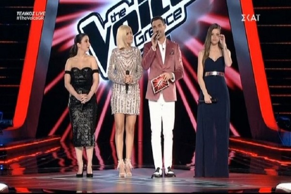 The Voice: Η μεγάλη νικήτρια και ο κερδισμένος coach! (video)