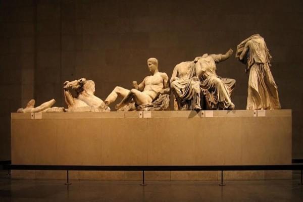 Βρετανικό Μουσείο: Διαμαρτυρία για την επιστροφή των Γλυπτών του Παρθενώνα!