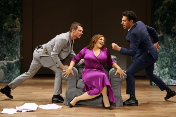 Κριτική Θεάτρου: «Πουλιά στον αέρα» του Georges Feydeau στο Θέατρο «Αλίκη»!