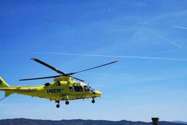 Τραγωδία στην Πορτογαλία: Συνετρίβη ελικόπτερο της υπηρεσίας επείγουσας ιατρικής βοήθειας