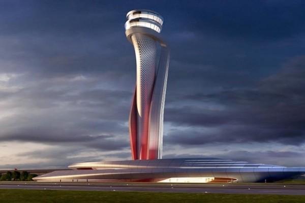 Κωνσταντινούπολη: Το νέο αεροδρόμιο θα αποχαιρετά 90 εκατομμύρια επιβάτες το χρόνο!