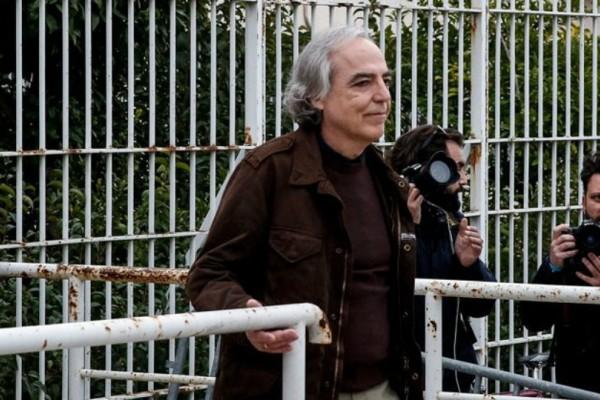 Δημήτρης Κουφοντίνας: Δεκαοχτώ ημέρες εκτός φυλακής το 2018