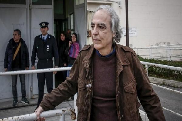 Δημήτρης Κουφοντίνας: Βγαίνει από τη φυλακή αύριο με άδεια!