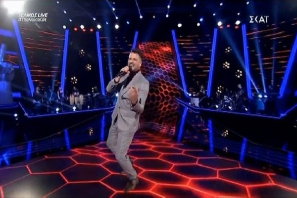 The Voice: Με... Βέρτη στον τελικό ο Αλέξης Πρεβενάς! (video)