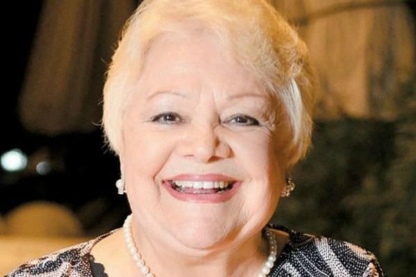 Μαίρη Λίντα: Ραγίζει καρδιές η εικόνα της! Η ανατριχιαστική φωτογραφία μέσα από το γηροκομείο!
