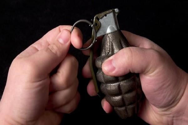 Σοκ στο Χαϊδάρι: Ληστεία σε τράπεζα με χειροβομβίδα!