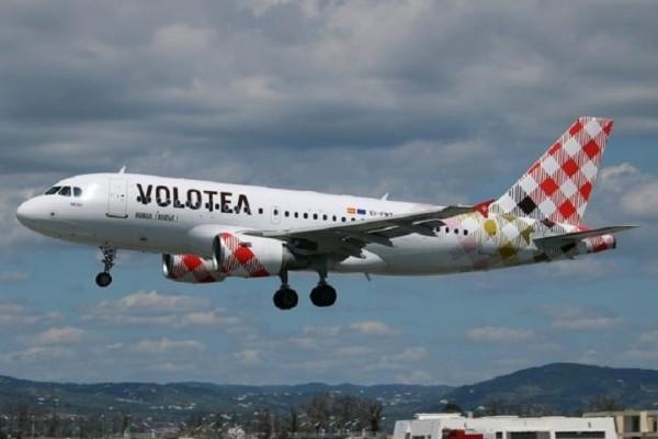 Μοναδική προσφορά: Πετάξτε με τη Volotea τον Ιανουάριο του 2019 από 12,69 ευρώ μόνο!