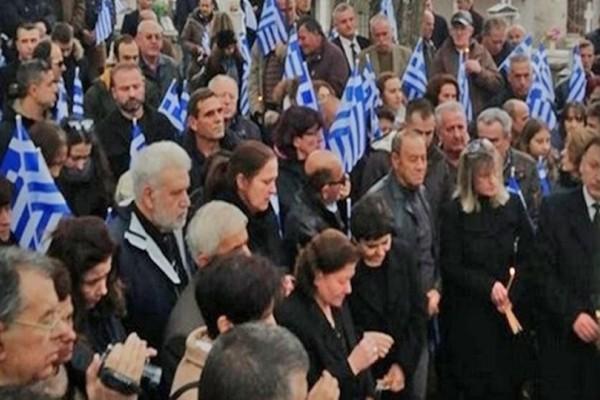 Σε κλίμα οδύνης έγινε το μνημόσυνο του Κωνσταντίνου Κατσίφα στις Βουλιαράτες! - Ένταση στα σύνορα!