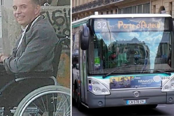 Οδηγός λεωφορείου κατέβασε όλους τους επιβάτες όταν αρνήθηκαν να κάνουν χώρο για να επιβιβαστεί ένας ανάπηρος άντρας!
