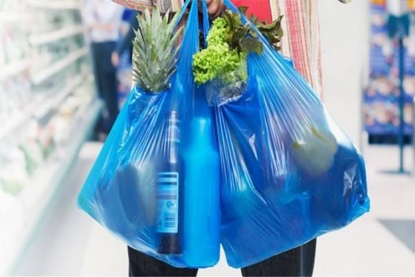 Αυξάνεται το κόστος της πλαστικής σακούλας από την Πρωτοχρονιά!