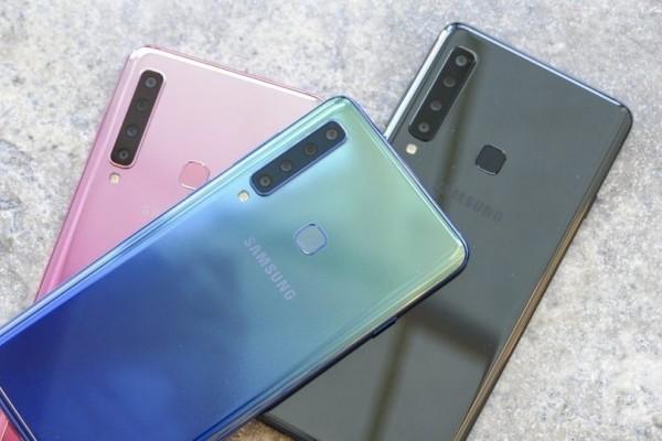 Samsung Galaxy A9: Το πρώτο smartphone με τετραπλή κάμερα!