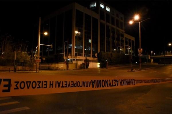 Έκρηξη βόμβας στον τηλεοπτικό σταθμό ΣΚΑΪ! (Photos & Video)