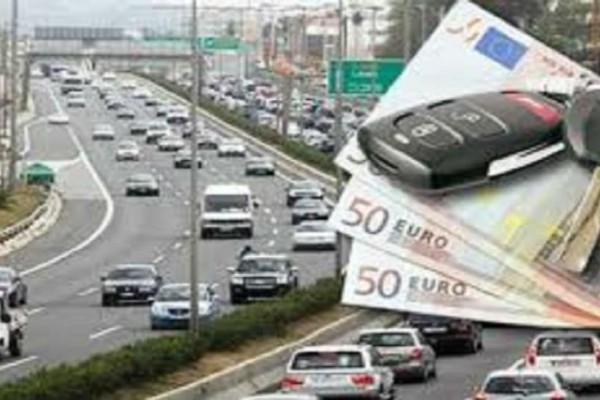Ευχάριστα νέα για τα τέλη κυκλοφορίας: Ποιοι παίρνουν απαλλαγή και δεν πληρώνουν τίποτα;