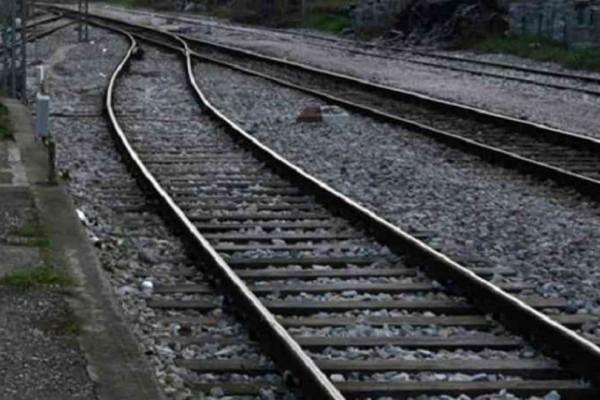 Εκτροχιάστηκε τρένο στο Πλατύ Ημαθίας!