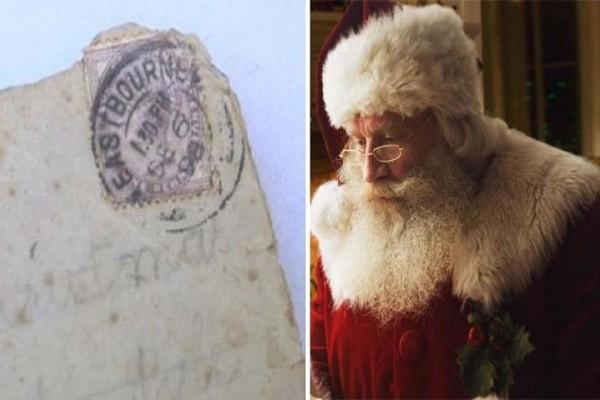 Γράμμα στον Άι-Βασίλη πριν από 120 χρόνια! Τι ζητούσε τότε η μικρή που το έγραψε;