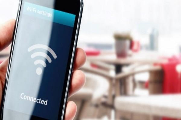 Δωρεάν WiFi σε 2.800 δήμους της χώρας!