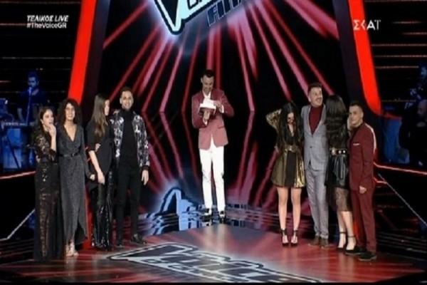 Τσακίστηκε ο τελικός του The Voice! - Πονοκέφαλος μέχρι το τέλος στον ΣΚΑΙ!