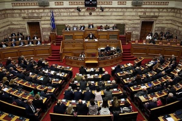 Γιατί μετατέθηκε το μεσημέρι της Παρασκευής η ψηφοφορία για τη Συμφωνία των Πρεσπών;