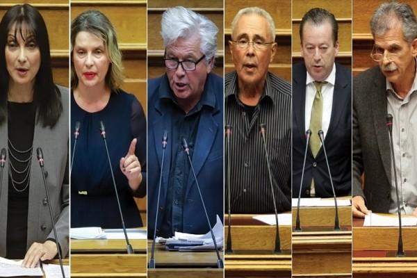 Αυτοί είναι οι 6 βουλευτές που κράτησαν «όρθιο» τον Αλέξη Τσίπρα και την κυβέρνηση του!