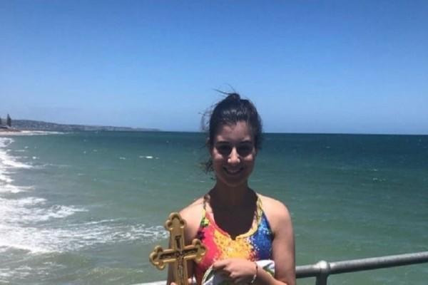 Εθνική υπερηφάνεια: Μια 17χρονη ομογενής έπιασε τον Σταυρό στη Νότια Αυστραλία!