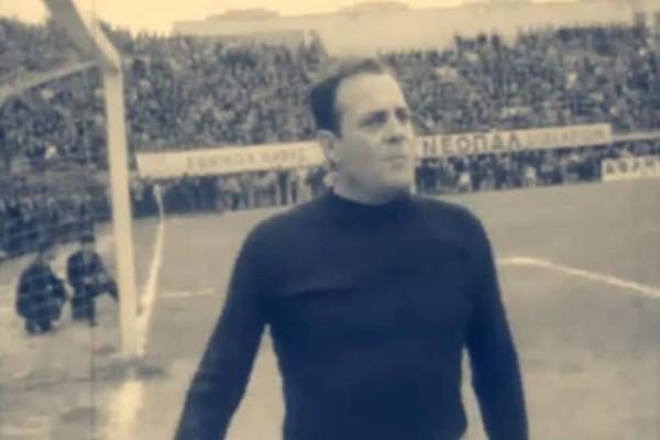 Βίντεο - ντοκουμέντο: Δείτε τον Κούρκουλο να παίζει μπάλα με τον Λάμπρο Κωνσταντάρα και τον Βουτσά!
