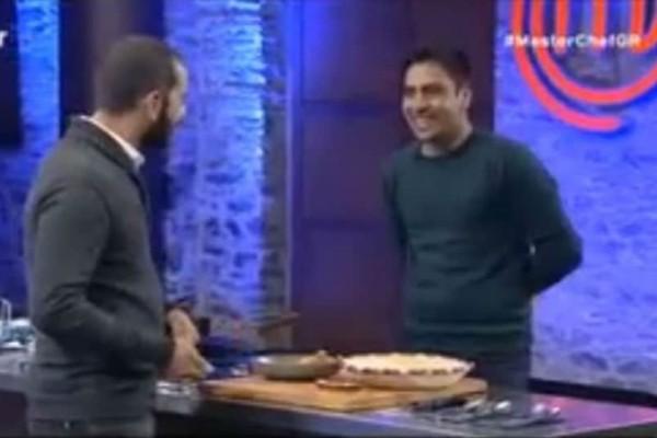 Master Chef 3: Ο παίκτης από το Πακιστάν που πήγε και τους.... έκαψε! (video)