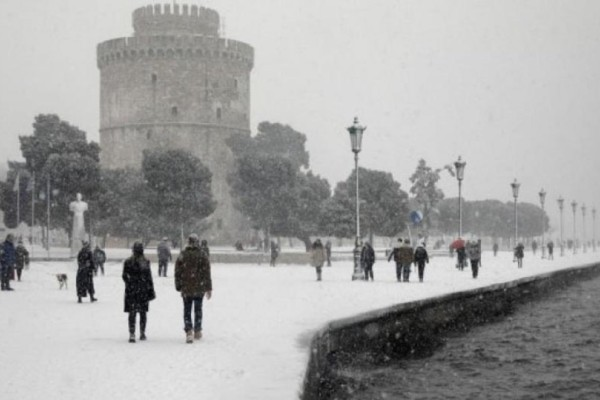 Θεσσαλονίκη: Σε κατάσταση εκτάκτου ανάγκης ο Δήμος!