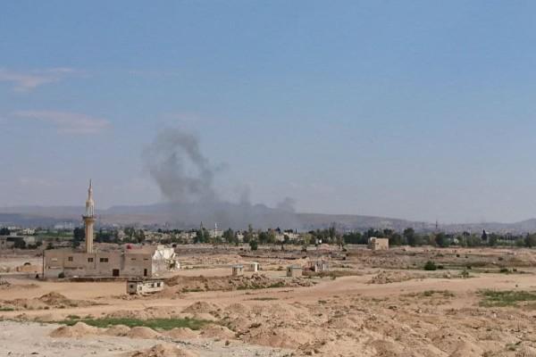 Έκρηξη κοντά στη Δαμασκό! Τι αναφέρουν τα ΜΜΕ;