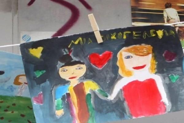 Φρίκη στη Ρόδο: 7χρονη ζωγράφισε τον βιασμό της: Ένοχοι η μητέρα, ο παππούς και η θεία!