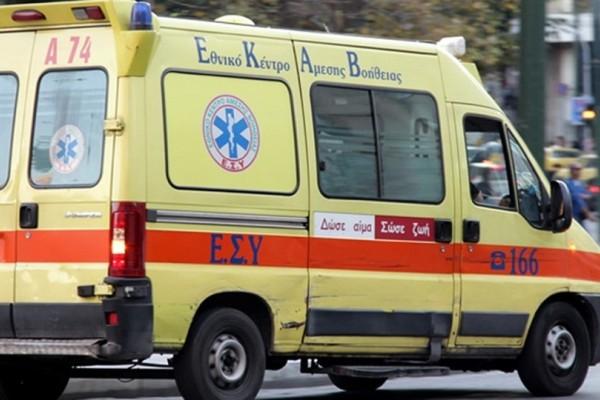 Τροχαίο στην Κρήτη με έναν νεκρό και τρεις τραυματίες!