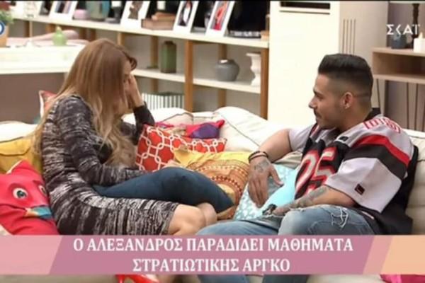 Power of Love: Το φλερτ του Αλέξανδρου και η αμηχανία της Άννας! Τι του είπε; (βίντεο)
