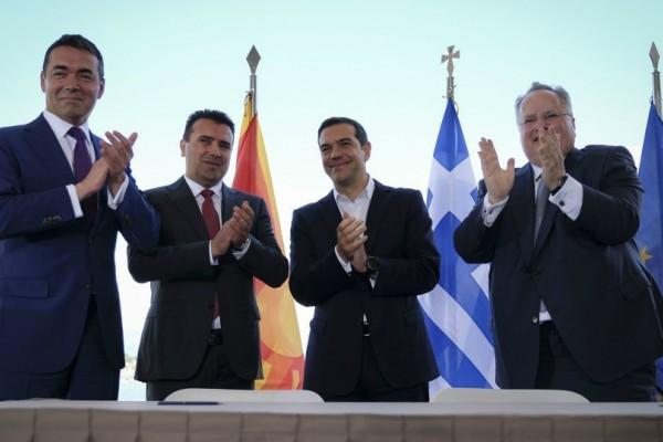 Πως θα διαμορφωθεί το πολιτικό σκηνικό μετά την συμφωνία των Πρεσπών!