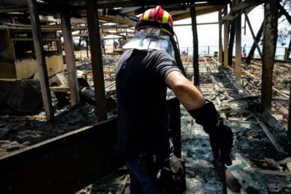 Φονική πυρκαγιά στο Μάτι: Συγγενείς θύματος ζητούν 1,4 εκατ.ευρώ από το Δημόσιο