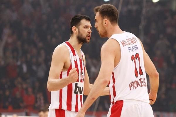Euroleague: Με... φόρα υποδέχεται την Μπασκόνια ο Ολυμπιακός!