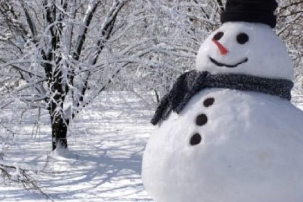 Πρωτοχρονιά με τσουχτερό κρύο, θυελλώδεις ανέμους και χιόνια!