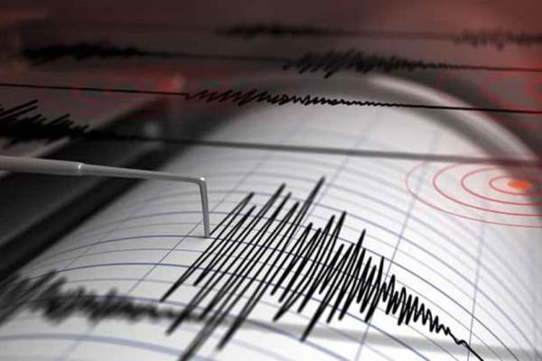 Ισχυρός σεισμός βόρεια της Ρόδου!