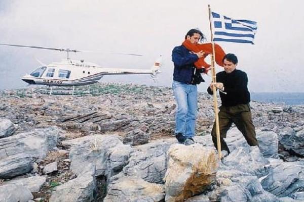 Σαν σήμερα στις 31 Ιανουαρίου το 1996 κορυφώνεται η κρίση των Ιμίων!