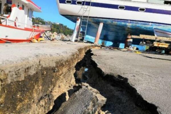 Σεισμός στη Ζάκυνθο: Στις 670.000 ευρώ οι αποζημιώσεις των επιχειρήσεων από τις ζημιές