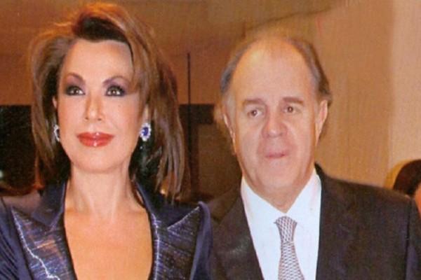 «Πτώχευσαν» Θεόδωρος και Γιάννα Αγγελοπούλου: Πώς έχασαν 756 εκ. ευρώ σε μια νύχτα;