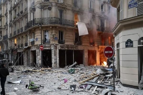 Έκρηξη στο Παρίσι: Τέσσερις νεκροί και 12 τραυματίες!