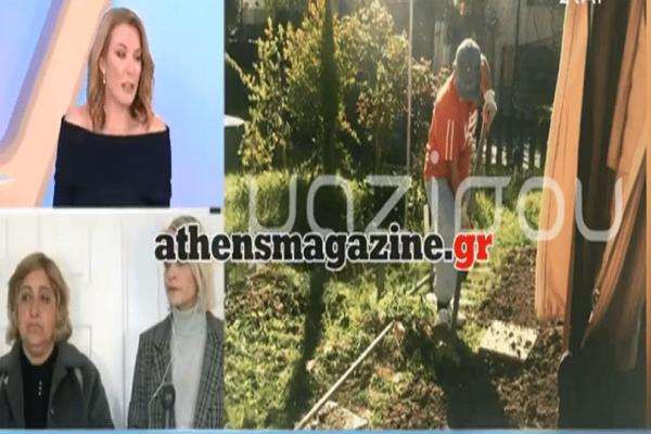 Έγκλημα στην Κέρκυρα: Αποκλειστικές εικόνες από την περίοδο που ο πατέρας της την υποχρέωνε να δουλεύει στην οικοδομή! (Video)